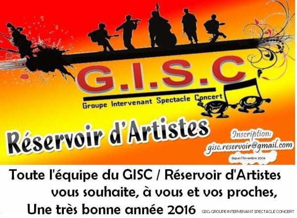 Le lien entre génération fait du bien....!Groupe Intervenant Spectacle Concert (G.I.S.C)