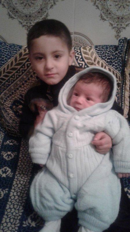Saad et son frere