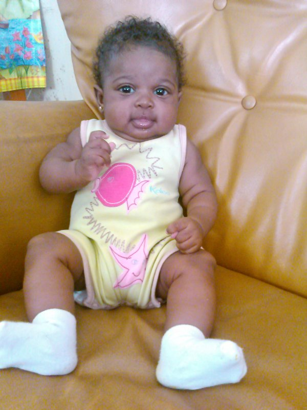 Kaïcha ma petite fille