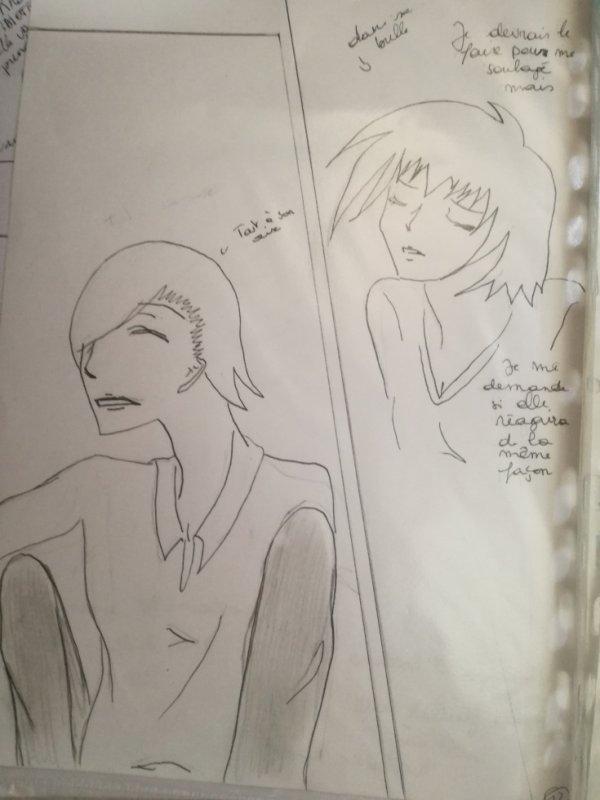 12ème page du 2ème manga