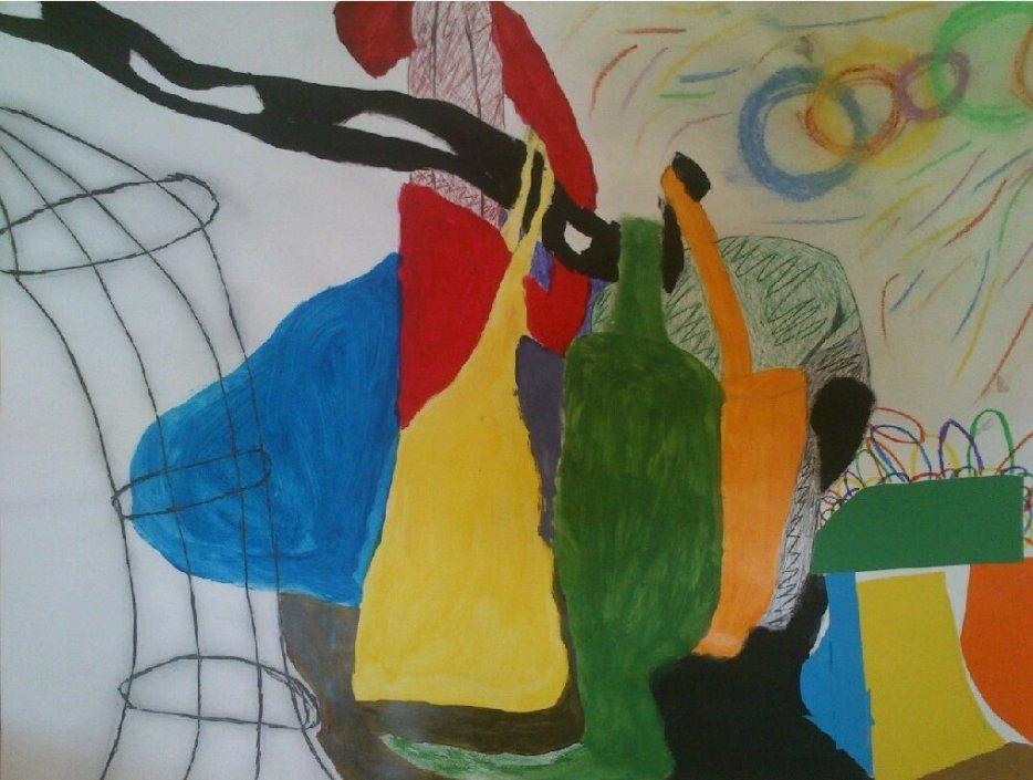 Sujet: Artiste au pays des merveilles