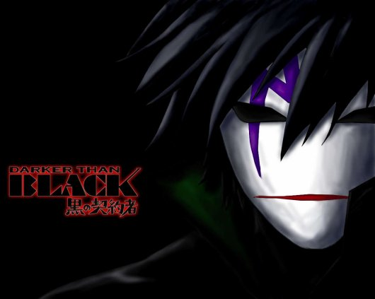 ☻Darker Than Black: Kuro no Keiyakusha☻