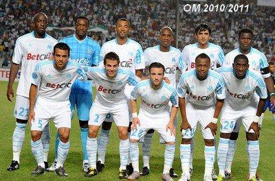 Olympique de Marseille !!