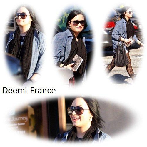 31/01 : Demi allant a un centre a Santa Monica