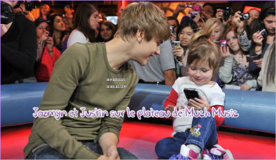 Justin Et sa soeur !