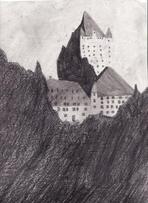 Un vieux chateau