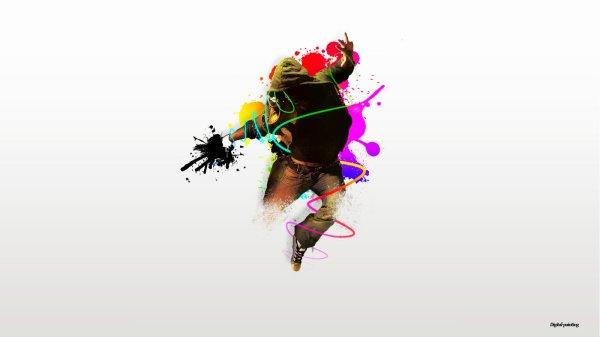 Danseur (Art Digital)