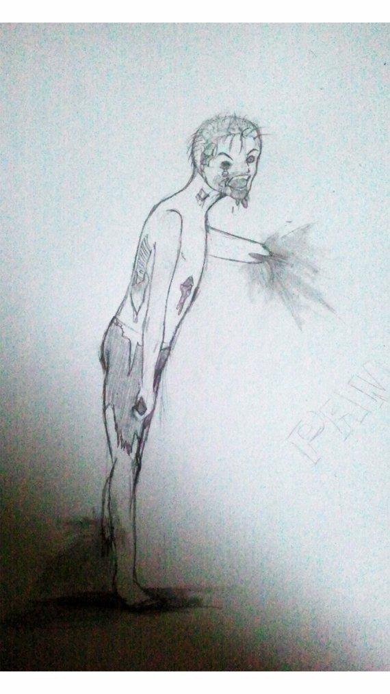 Un Zombie !
