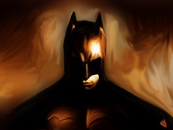Batman (Speed painting)