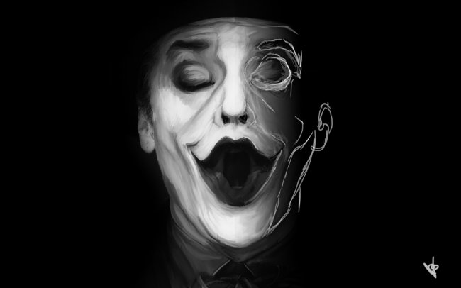 The Joker (Speed painting)