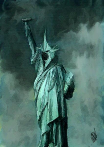 Sauron liberty !