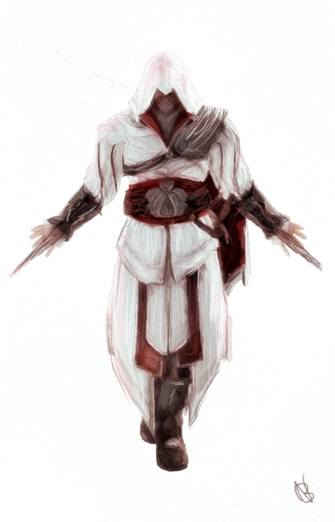 Assassin's Creed (Speed Painting)