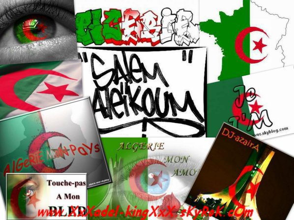 viva l'algerie