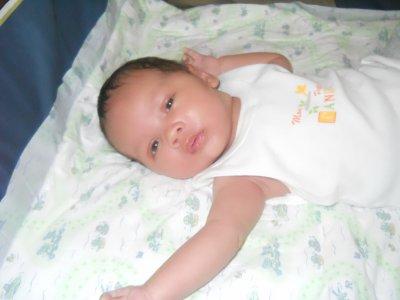 mon 2em fils Aurèlien