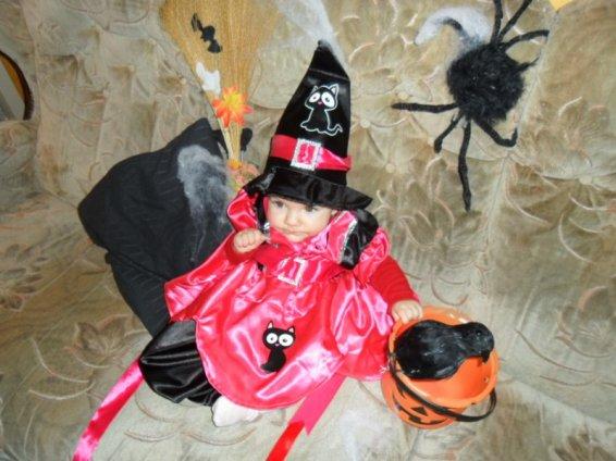 ma sorcière bien aimée! loll