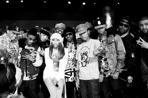 YMCMB <3<3<3<3