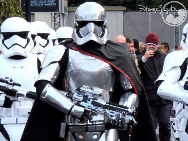 La Saison de la Force atterrit aux Walt Disney Studios (partit 1)