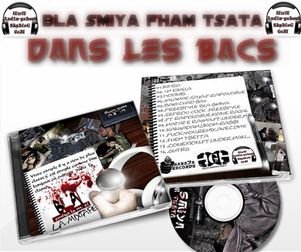 fham tsata /  gang-g-freestyle bla smiya_fham tsata 2011 (2011)