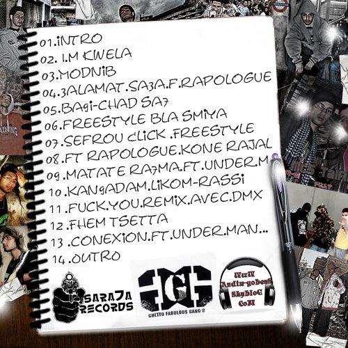 fham-tsata / gang-g_Sefrou Click - Freestyle  gang-g khsem camecass -maxi bla smiya-fham tsata (2011)