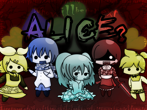 alice human sacrifice