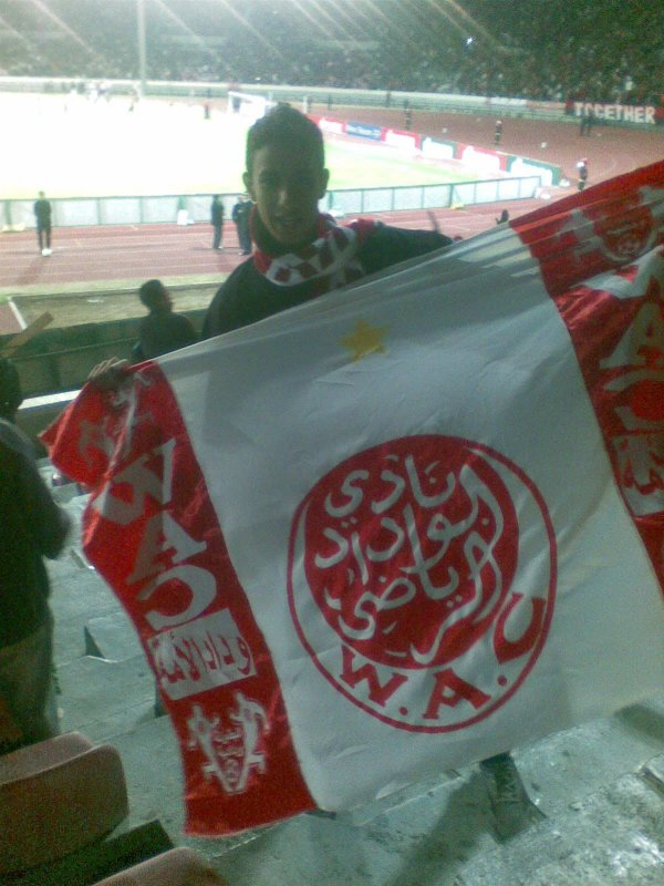 moi a match wydad vs club tunnisie 2010