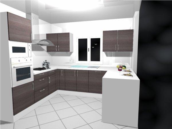 Les photos de notre future cuisine