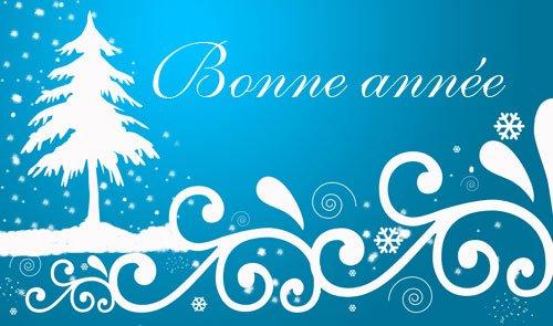 Très bonne année à tous