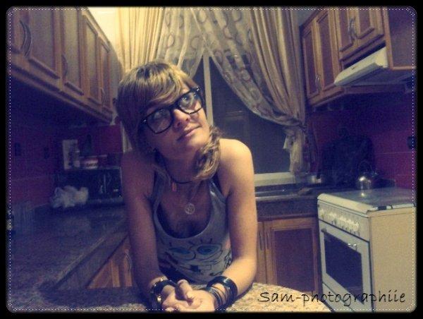 I believe in music like some people believes in fairytales.
