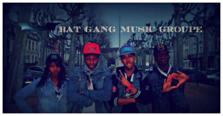 Bat Gang Music Groupe / BGMG - Freestyle Music ft. Skyles saps (2012)