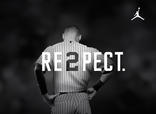 Jordan Brand Celebrates Derek Jeter's Last Season with RE2PECT