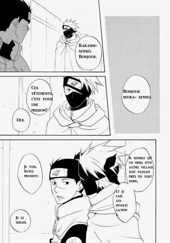 Doujinshi Naruto: Kaka...