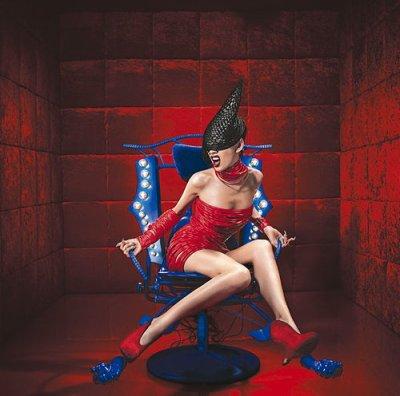 the GazettE - Red -Optical Impression-