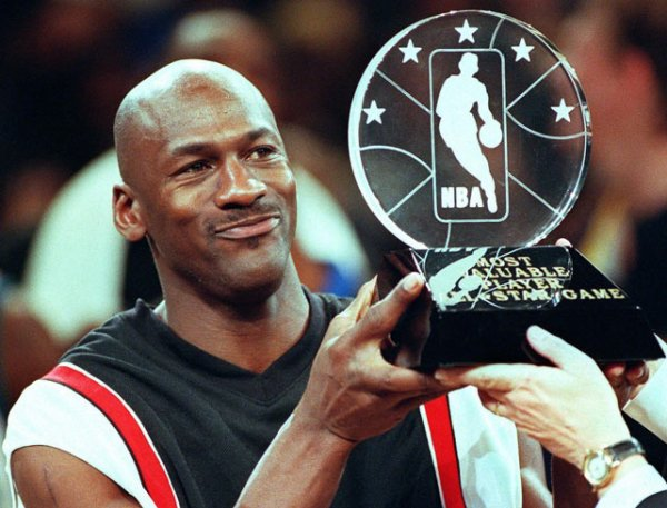Citations à propos de Michael Jordan