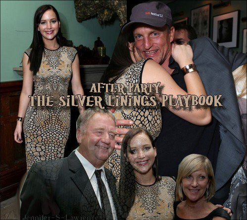Promotion The Silver Linings Playbook - 8 septembre 2012