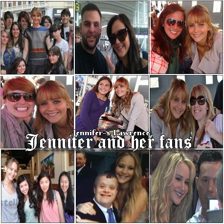 Jennifer, un coeur en or !