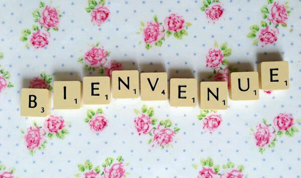 Bienvenu :)
