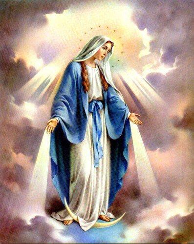 ♥ Notre chère MARIE ♥