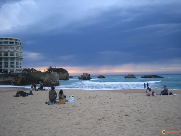Biarritz ... un manque