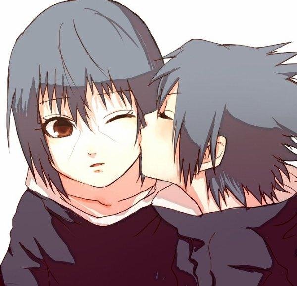 tachi & sasu-chan <3 <3
