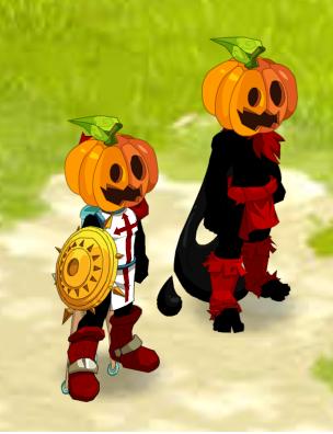 C'est L'Halloween on veut des Bonbon ( Niit Kuro )