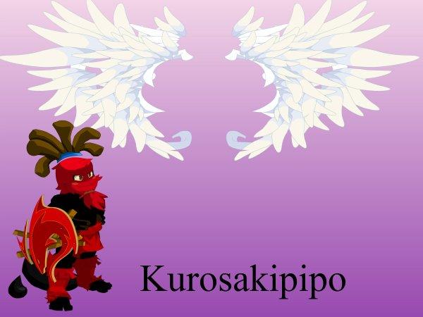 Kuro tape la pose