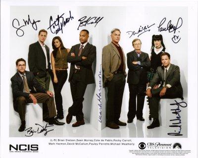 L'equipe du NCIS
