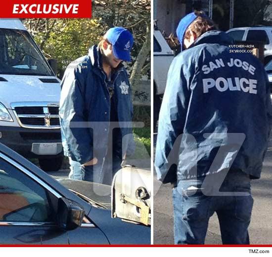 ". Samedi 3 Mars : Ashton Kutcher a été vu avec sa ""girlfriend"" Lorene Scafaria à Los Angeles (CA).."