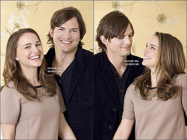 .  Découvrez un photoshoot d'Ashton et Natalie Portman pour Sex Friends et aussi des clichés d'Ash' pour le Los Angeles Time fait le 16 Janvier 2011. Que pensez-vous de ces clichés ? .