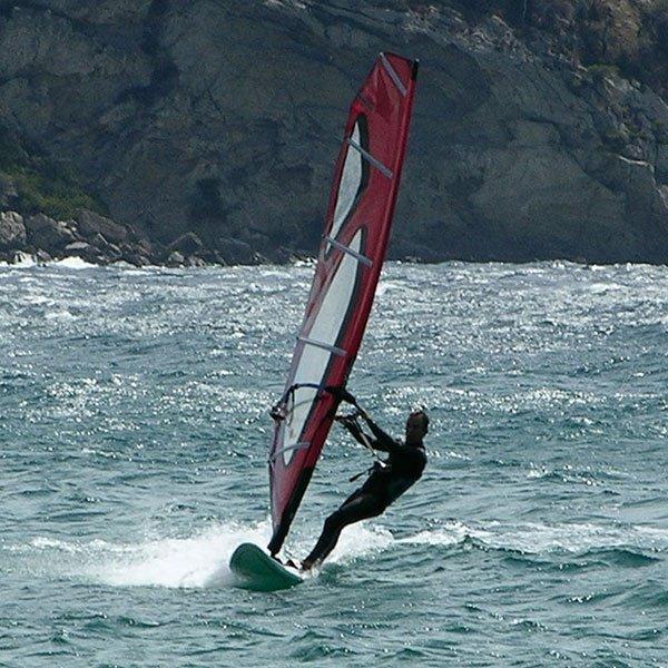 Windsurfing !!!