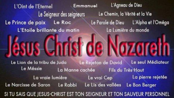 << NOUS AVONS TROUVE LE MESSIE >> VIENS ET VOIS.
