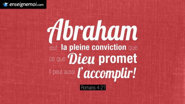 SUCCÈS D'ABRAHAM