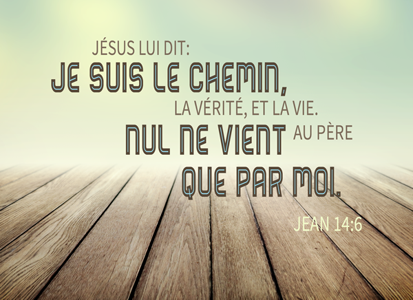 JESUS-CHRIST LE CHEMIN VERS LE PERE