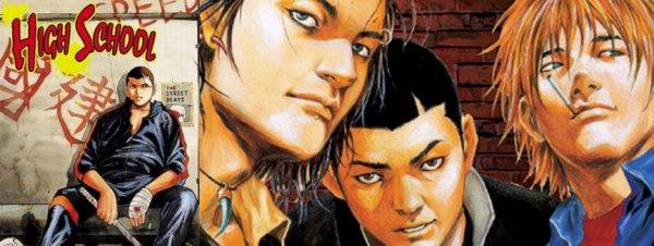 Manga : Mon Top 8 !