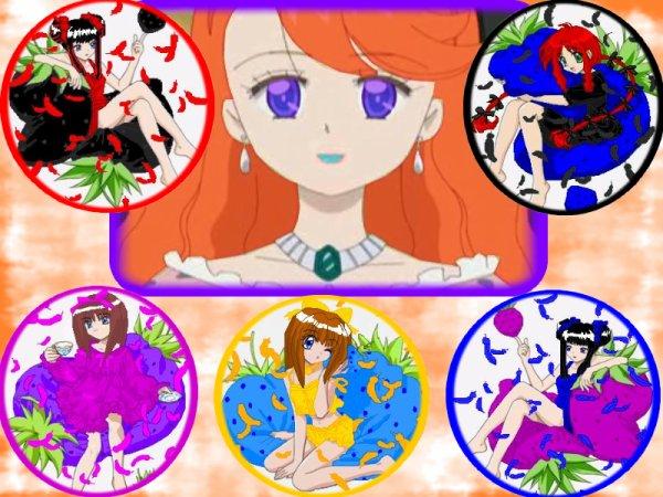 Chapitre 9 : Une princesse bizarre !
